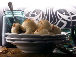 Cherry Chestnut Dumplings recipe