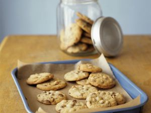 Chewy Choc Chip Cookies recipe