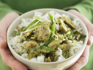 Chicken and Green Bean Thai Curry recipe