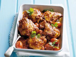 Chicken and Tomato Gratin recipe