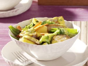 Chicken and Vegetable Stir-Fry recipe