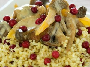 Chicken Couscous recipe