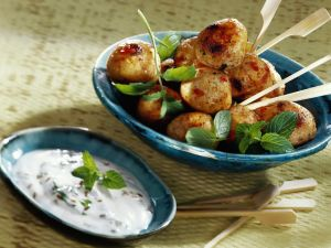 Chicken Kebab Bites recipe