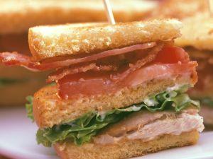 Chicken Sandwiches recipe