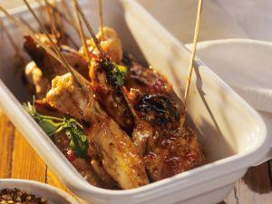 Cajun Spiced Chicken Skewers recipe
