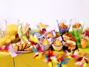 Children's Party Buffet recipe