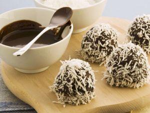 Chocolate Coconut Morsels recipe