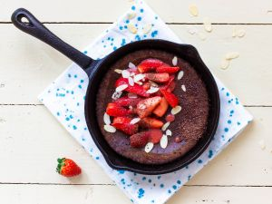 Chocolate Dutch Baby recipe