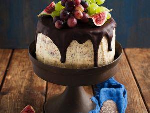 Chocolate Fig Buttercream Cake recipe