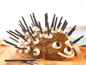 Kids Spiky Party Cake recipe
