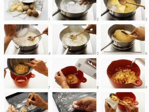 Choux Pastry Puffs recipe