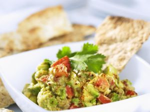 Chunky Avocado Dip recipe