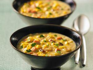 Chunky Sweetcorn Soup recipe