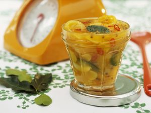 Chutney with Ginger and Apricots recipe