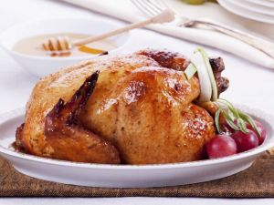 Citrus and Honey-glazed Chicken recipe
