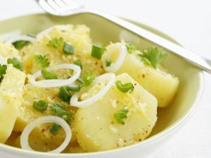 Citrus and Parsley Potatoes recipe