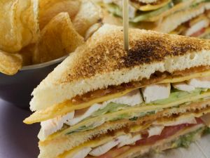 Classic Chicken Club Sandwich recipe