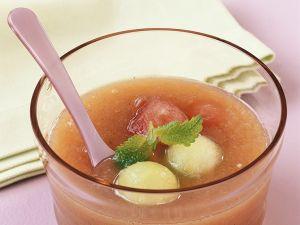 Cold Melon Soup recipe