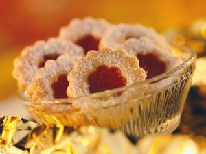 Cookies with Rosehip Jelly Filling recipe