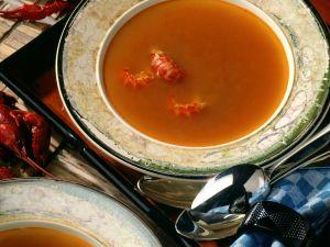 Crayfish Soup recipe
