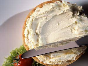 Cream Cheese Spread on Crackers recipe
