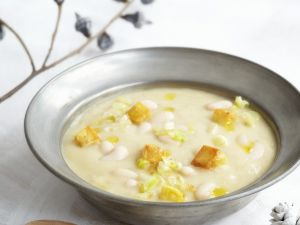 Creamy Bean Soup recipe