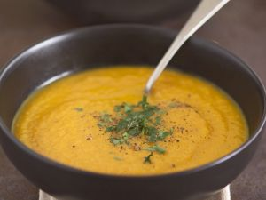 Creamy Carrot and Orange Soup recipe