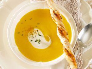 Creamy Carrot Veloute recipe