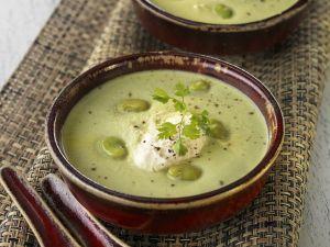 Creamy Fava Bean Soup recipe