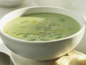 Creamy Green Bean Soup recipe