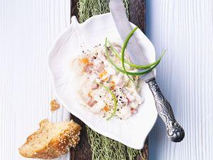 Creamy Ham and Fruit Spread recipe
