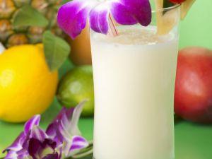 Creamy Pineapple Cocktail recipe
