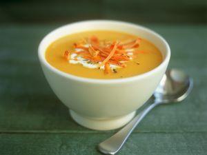 Creamy Pumpkin Veloute recipe