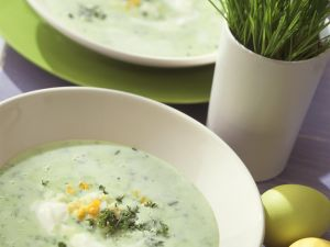 Cress Soup recipe