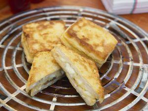 Crispy Mozzarella Slices recipe