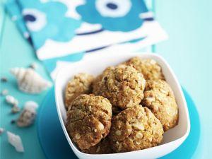 Crunchy Oat Cookies recipe