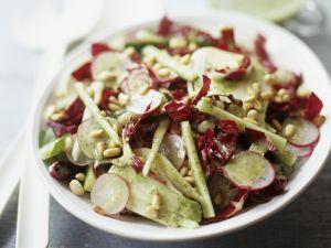 Cucumber and Pignoli Platter recipe