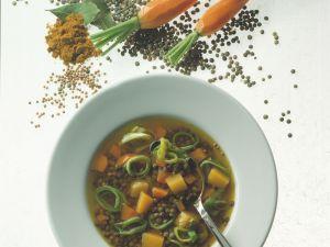 Curry Lentil Soup recipe