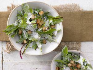 Dandelion Salad recipe