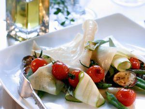 Deconstructed Vegetable Lasagne recipe