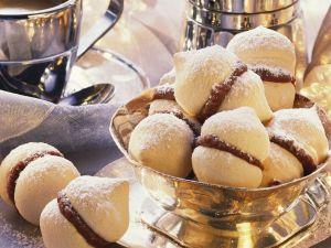 Delicious Chocolate Espresso Meringue recipe