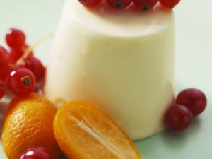 Diabetic-friendly Set Puddings recipe