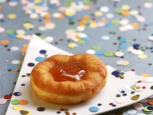 Doughnuts Filled with Apricot Jam recipe