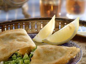 Dumplings Stuffed with Cabbage recipe