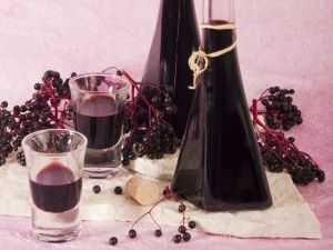 Elderberry Liqueur recipe