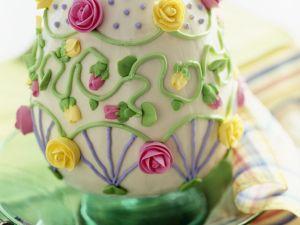 Ornate Festive Edible Egg recipe