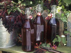 Elderberry Juice recipe