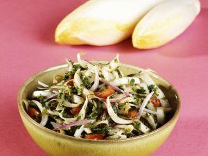 Endive and Herb Salad recipe