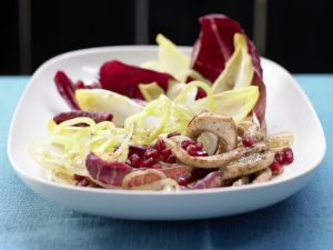Endive and Radicchio Salad recipe