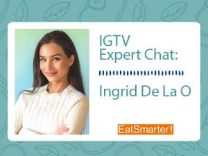 IGTV Expert Chat: Crohn's Disease - Healing through Food with Ingrid De La O